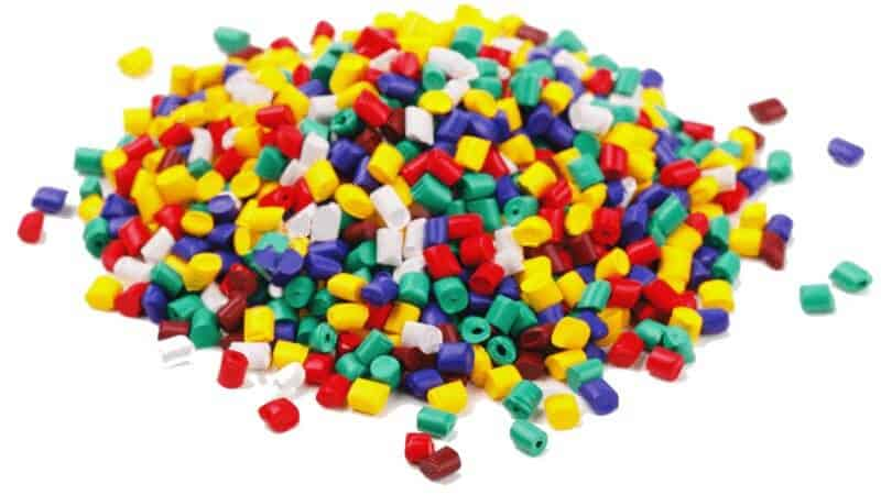 Plastic Granules for moulding