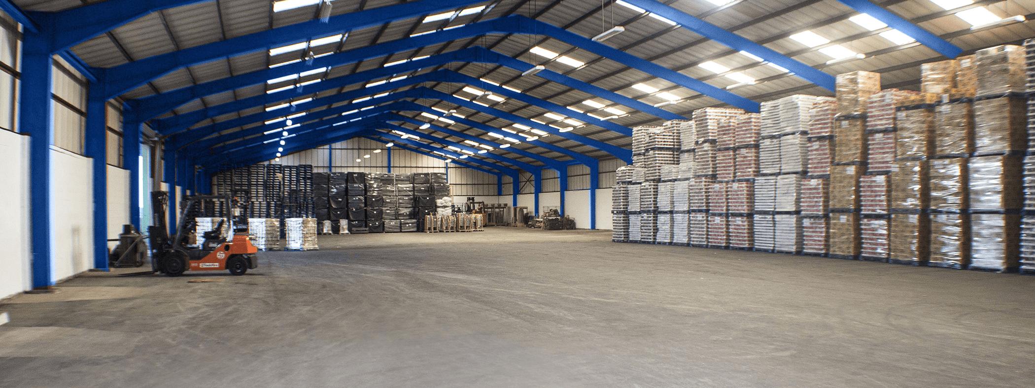 Storage and distribution